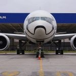 """Stormtrooper Plane"" de LATAM ya llegó a Brasil #Marketing"