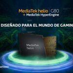 MediaTek lanza los nuevos conjuntos de chips de la serie Gaming – Helio G70 y G80 #Tecnología