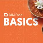 #DiDi Food Basics  #Marketing