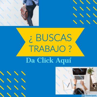 Buscas trabajo en Querétaro?